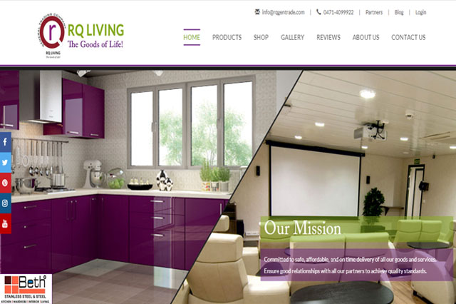 RQ Living Pvt Ltd