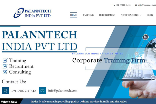 Palanntech India Private Limited